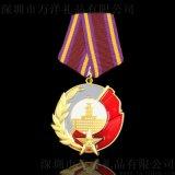 老兵聚会纪念徽章制作 定制同学聚会金属纪念章