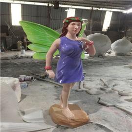 韶关玻璃钢人物雕塑厂家定制景观人物雕塑