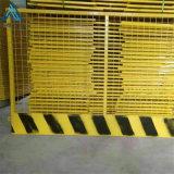 基坑安全隔離欄/地鐵施工防護欄