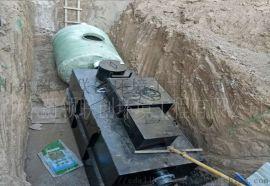 山东蔚领联创 地埋式养殖污水处理设备生产厂家