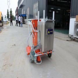 小型划线机 交通道路标线划线机 手推式热熔划线机