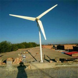 新型家庭用风力发电机精心设计