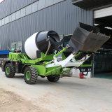 自上料攪拌車 水泥攪拌運輸車 砂漿攪拌車