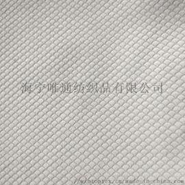 斜纹手提袋布 本白超柔烂花布 印花  布 抱枕布
