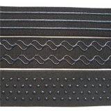 10CM圓點單面矽膠防滑鬆緊帶 鉤編毛面鬆緊帶