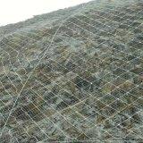 预防高空坠石网. 高空坠石防护网. 山体高空落石防护网