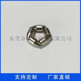 锥形磁铁  圆柱形磁铁 定制各种异形磁铁 磁铁厂家