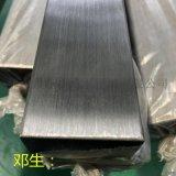 江316不锈钢矩形方管,拉丝不锈钢矩形方管规格表