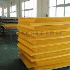 南京供应 PP中空板 塑料格挡 防静电隔板厂家直销 量大优惠