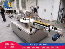 郑州口服液灌装机的组成 全自动口服液灌装机