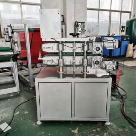 直销塑料皮带式管材型材牵引机