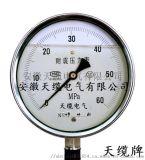 不鏽鋼耐震電接點壓力錶YNXC-100B/150B