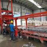 山东U型槽排水沟预制块布料机供应商
