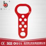 钢质双头搭扣锁6孔搭扣锁上锁挂牌BD-K62