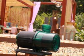 蓝鱼24V鱼缸静音变频水泵 水陆两用循环泵变频水泵