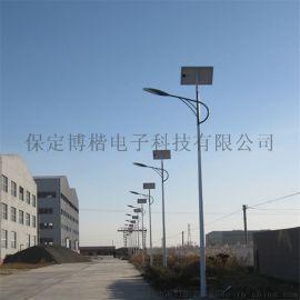 现代简约6米led太阳能路灯 小区道路照明灯