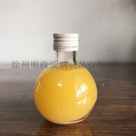 新品果汁瓶酵素瓶甜品店饮料瓶奶茶瓶密封瓶咖啡瓶