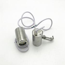 不锈钢24V 50w不锈钢射灯 法兰视镜用射灯
