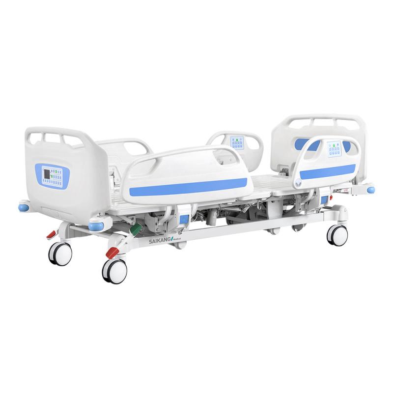 D8d 多功能ICU ABS电动护理病床 电动病床