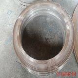 金属齿形密封垫片 管路金属齿形垫片 HB6474-1990齿形垫圈定制 卓瑞