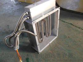 凯博斯风道电加热器由哪两个部分组成?