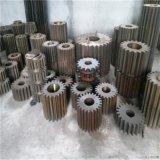 建奎2.4米烘干机锻打小齿轮24模数烘干机小齿轮