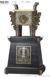 莆田公司开业庆典礼品定制、大型仿铜落地摆件厂家直销
