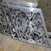 圆形雕刻镂空铝单板 长条形雕刻镂空铝单板外墙