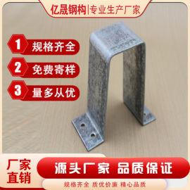 岳阳钢结构屋面几字型檩条 彩钢瓦几字型支架量大优惠