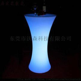 户外防水LED发光桌子家具灯