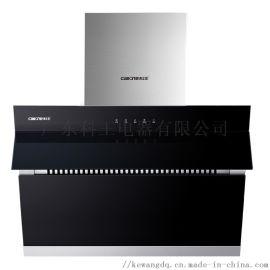 科王厨卫电器一键开启爆吸大吸力厨房抽油烟机K279