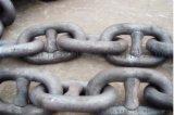 锚链连接卸扣材质 鲁兴船用链条船用集装箱绑扎链材质