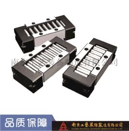 南京工艺GZD滚动导轨块 防腐耐高温压块直线导轨