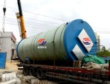 河南三門峽一體化污水提升泵站廠家