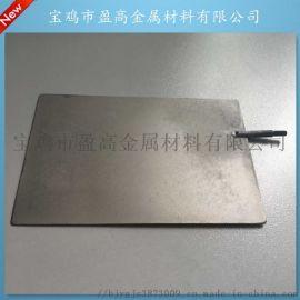塗鉑鈦電極板、多孔氣體擴散鈦電極