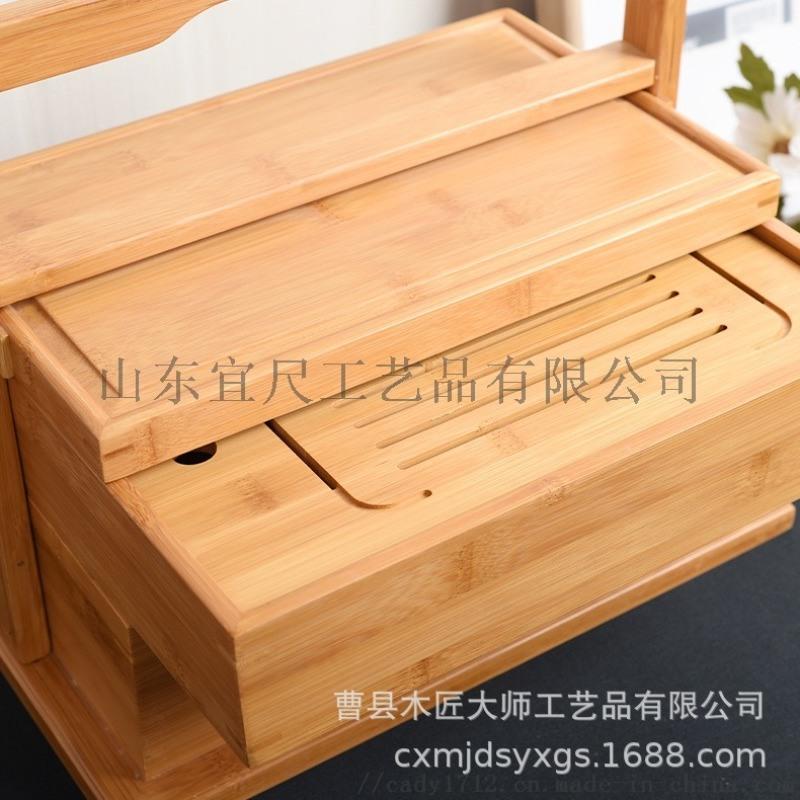 简约茶叶盒 手提抽屉式包装礼品盒