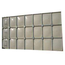 不锈钢水箱 组合式保温水箱 霈凯水箱厂家