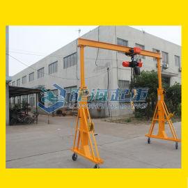 可移动式龙门吊,龙升龙门吊架,可定制铝合金龙门吊