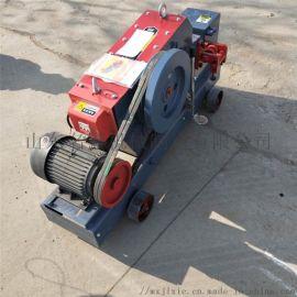 40型加重扁铁截断机 液压钢筋切断机