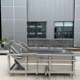 莲藕深加工成套设备 豇豆清洗腌制低温灭菌生产线