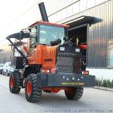 捷克重工 現貨立柱護欄打樁機 輪式公路護欄打樁機