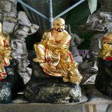 温州昌东木雕五百罗汉佛像,木雕五百罗汉雕刻厂家