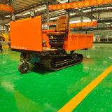 履帶運輸車生產廠家 1.2噸的山地農作物搬運工具