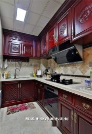 长沙市实木整体家具、实木浴柜、书柜门定制十年品质