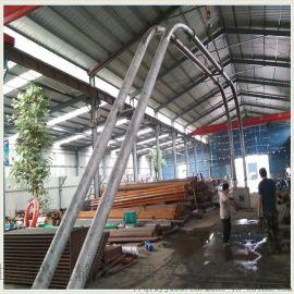 矿粉输送机 管道输送机 六九重工 管链输送机安装方