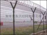 機場護欄網/帶刺繩護欄網/機場圍網