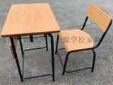 佛山厂家直营固定式简约风格课桌椅,学生专用课桌椅