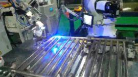 不锈钢管件连接 不锈钢毛巾架行业应用的激光焊接设备