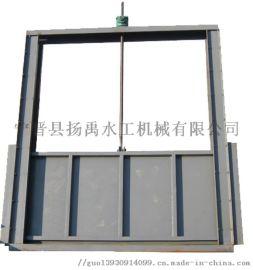 厂家直销钢制机门一体闸门 支持定金交易
