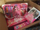 澄海悅樂玩具稱斤芭比娃娃、悅樂玩具廠